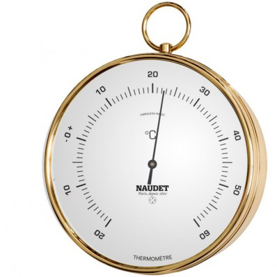 Thermomètre rond diamètre 165 mm
