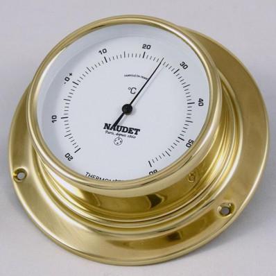 Thermomètre à aiguille laiton