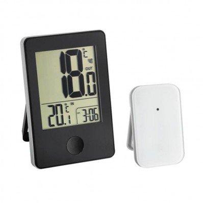 Station température intérieure et extérieure