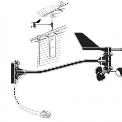 Anémomètre Davis Instruments 7911