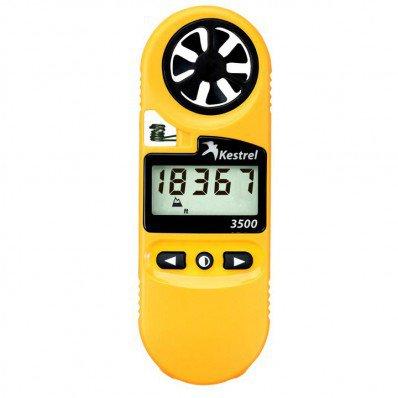 Anémomètre Humidité Pression