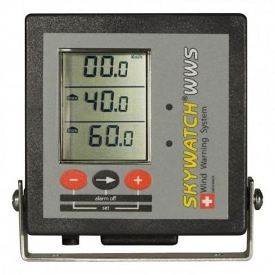 Anémomètre avec afficheur et alarmes WWS-Kit 1