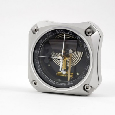 Baromètre dans boitier en aluminium