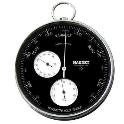 Baromètre thermo-hygromètre