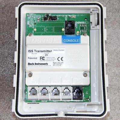SIM pour station Vantage Pro2 cablée
