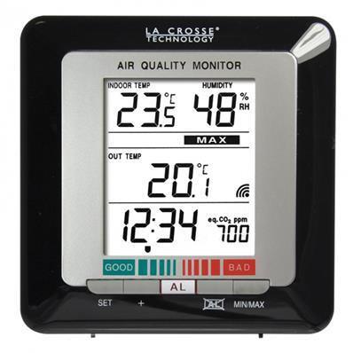 Station température avec contrôleur de CO2 WS272BL