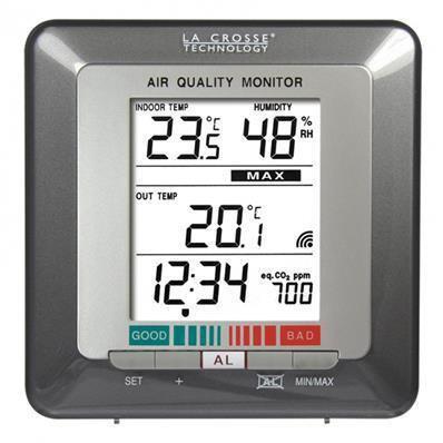 Station température avec CO2 WS272GR