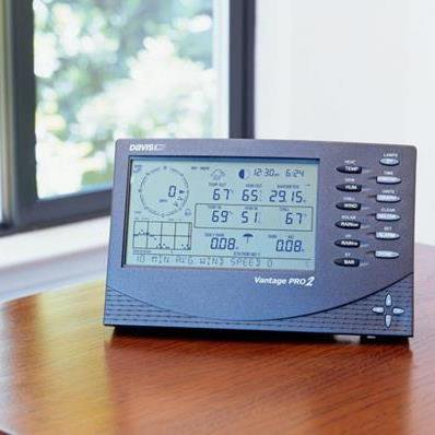 Console câblée Vantage Pro2 6312CFR