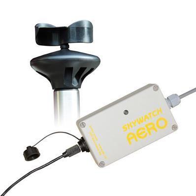 Anémomètre enregistreur vitesse du vent