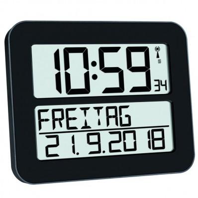 Horloge avec jour en 7 langues