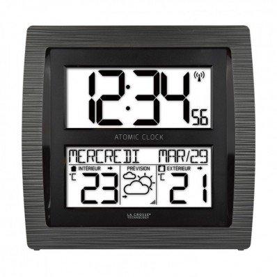 Horloge murale avec température WS8030