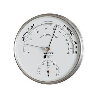 Hygromètre à cheveu avec thermomètre