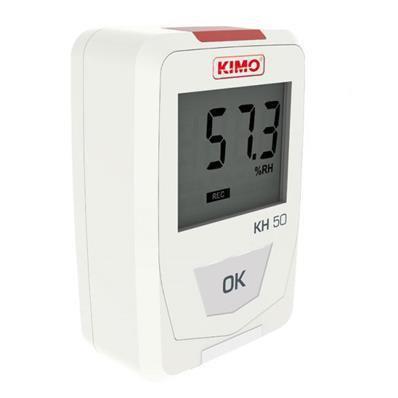 Enregistreur autonome de la température et l'humidité