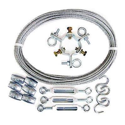 Kit complet câble d'amarrage