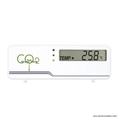 Détecteur de co2 et température