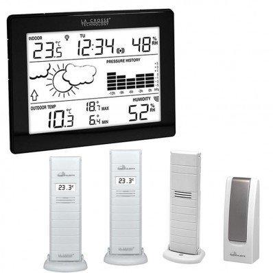 Pack Température et humidité sur votre téléphone