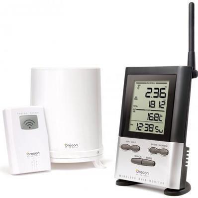 Pluviomètre électronique sans fil RGR126