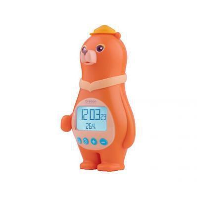 Réveil ourson avec température