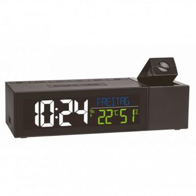 Réveil projection avec jour ou date