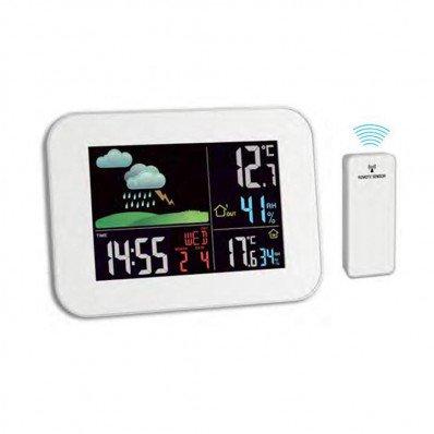Station météo écran couleur