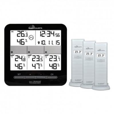 Station de températures avec 3 capteurs