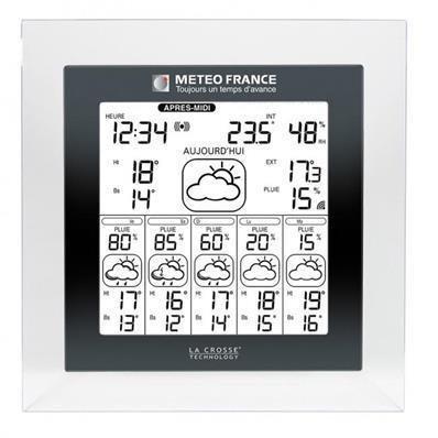 Station prévision Météo France WD6007BL