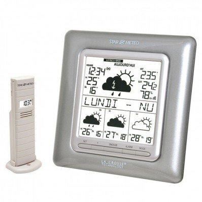 Station météo prévisions wd4203