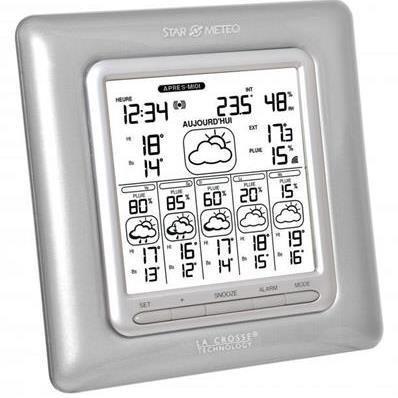 Station météo prévisions WD6003