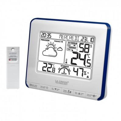 Thermo-hygromètre avec prévisions