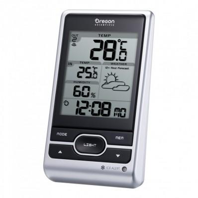 Thermo-hygromètre avec alerte de gel