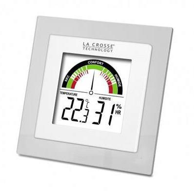 Thermo-hygromètre intérieur