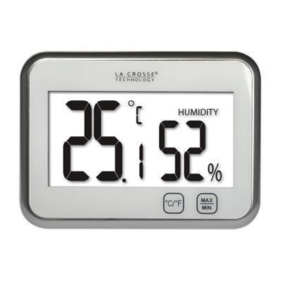 Thermo hygromètre avec aimant