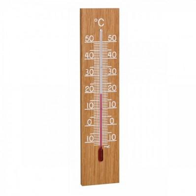 Thermomètre chêne huilé