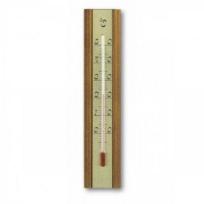 Thermomètre chêne et aluminium