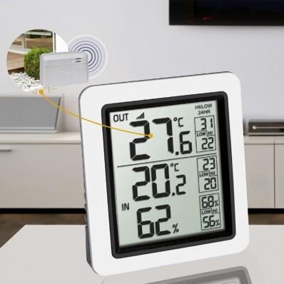 Température et humidité intérieures