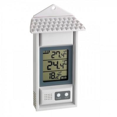 Thermomètre mini maxi électronique