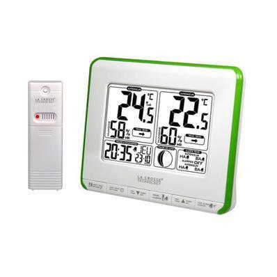 Station avec température et humidité