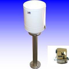Pluviomètre autonome à augets basculants